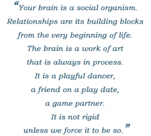 sensory integration quote