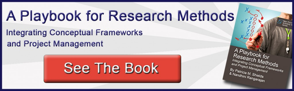 playbook for research methods